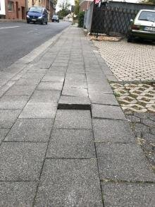 Achtung Stolperfalle